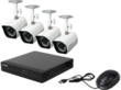 Zmodo 4-Channel Security System + 4 HD 720p Outdoor Cameras