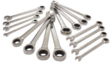 GearWrench 16-Piece Ratcheting Wrench Set