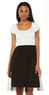 LC Lauren Conrad Knit Tulle Dress
