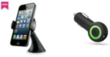 iOttie Easy Flex 2 Smartphone Car Mount/Desk Stand Bundle