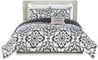 Tilework 5-Piece Reversible Queen or King Comforter Set