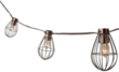 Smith & Hawken Caged Lantern String Lights