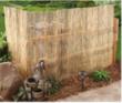 Castlecreek Reed Privacy Fence