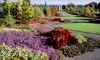 The Oregon Garden Coupons Silverton, Oregon Deals