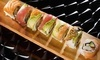 Cucumber Sushi + Salad Bar Coupons Staten Island, New York Deals