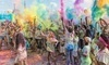The Colorful 5K – Graffiti Run Coupons Fort Worth, Texas Deals