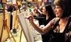 Paint Until You Faint Coupons Richmond, Texas Deals