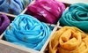 Silk Scarf-Dyeing Class Coupons New York, New York Deals