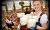 King's Biergarten Oktoberfest Coupons Pearland, Texas Deals