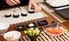 Sushi Class Coupons