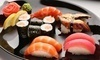 Sansui Restaurant and Sushi Bar Coupons