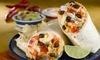 Burrito Bar Coupons
