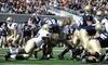 Navy Midshipmen vs. Notre Dame Fighting Irish Coupons