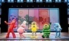 Yo Gabba Gabba! Live! Music Is Awesome! Coupons