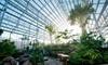 Nicholas Conservatory & Gardens Coupons