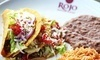 Rojo Mexican Bistro Coupons