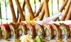 Asia Bay Thai Cuisine & Sushi Bar Coupons