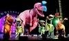 Dinosaur Train: Live! Coupons