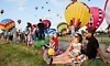 The International Balloon Festival on August 8–16 Coupons