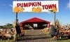 Pumpkin Town Coupons