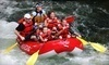 Adventurous Fast Rivers Rafting Coupons Bryson City, North Carolina Deals