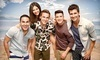 Summer Break Tour: Big Time Rush & Victoria Justice Coupons Oklahoma City, Oklahoma Deals