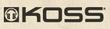 Koss Coupons