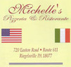 Michelle's Pizzeria &amp; Ristorante Coupons Riegelsville, PA Deals