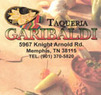 Taqueria Garibaldi Coupons Memphis, TN Deals