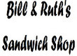 Bill & Ruth's Sandwich Shop Coupons Sand Springs, OK Deals