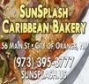 SunSplash Caribbean Bakery Coupons Orange, NJ Deals